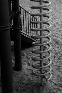 Spiral in Playground