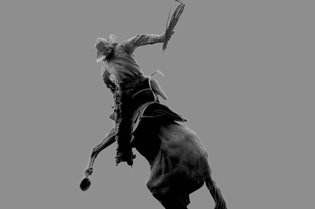 Wyoming Cowboy (Statue)