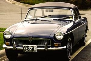 My MG-B (1969)