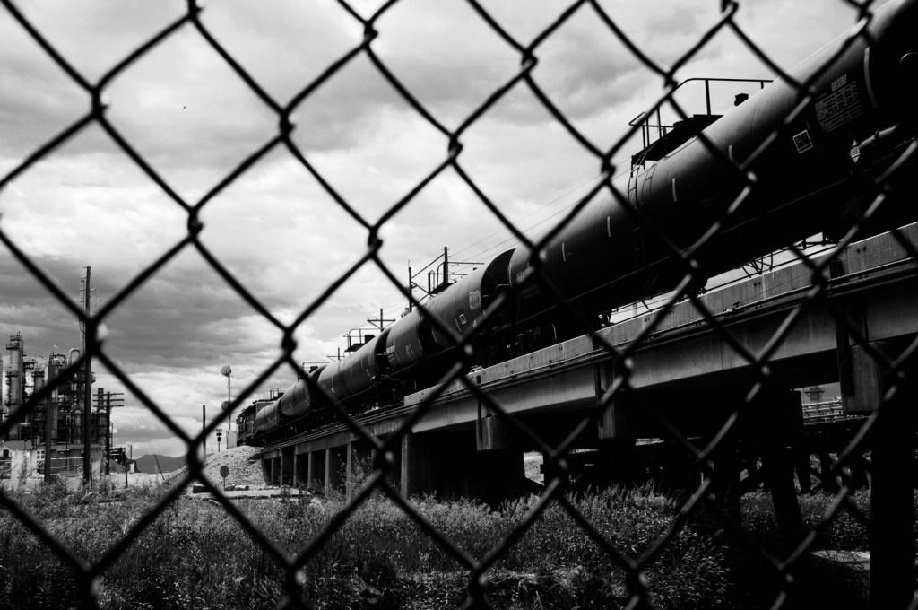 Oil Production & Transport