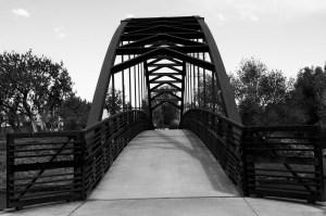 Bridge Over So. Platte