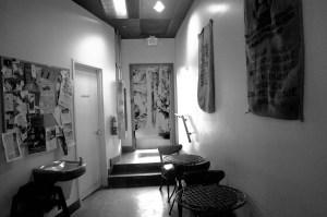 Coffee Shop Backdoor