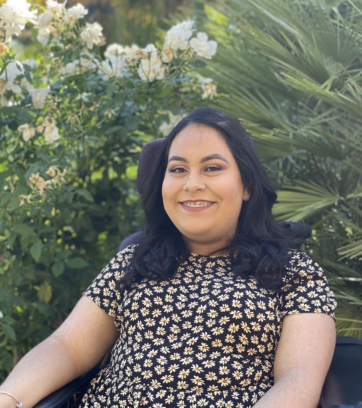 Victoria Solis, 2020 Graduate