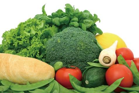 野菜中心の食事に適度な動物性・植物性たんぱく質を摂り、1回の食事時間の目安を15分とする。これによって、脳は満腹感を感じ始めるとされている 加えて、アルフラットの成分によるゆっくりとした糖の吸収によって健康維持が期待される