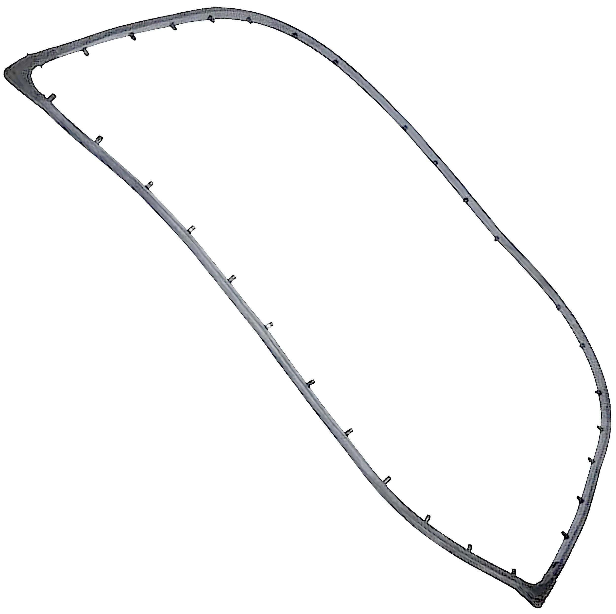 Apdty Rear Hatch Liftgate Glass Body Rubber