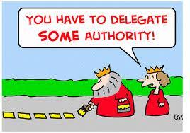 Delegation-1