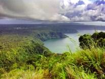 Trekking Down Mt. Maculot