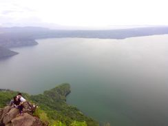 Lovers in Mt. Maculot
