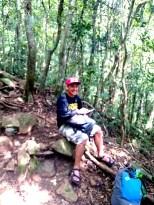 Steep Slope in Pico De loro