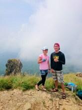 TeamBida2x at Parrot's Peak