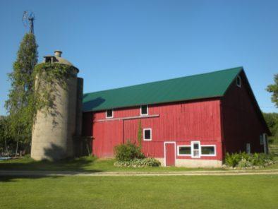 renewed Wisconsin Barn