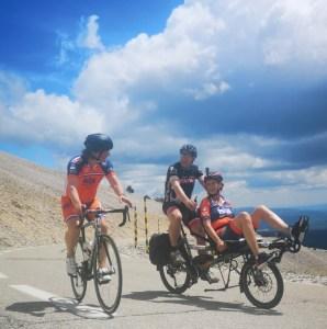 Mont Ventoux - Tour du ALS 2019