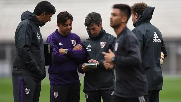 Notícias do River Plate, adversário do Grêmio