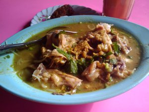 Mee Hoon Soto (Special Tulang)