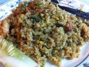 Nasi Goreng Kampung (one of the best)