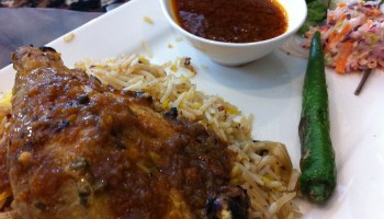 Beryani Ayam
