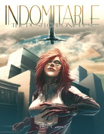 Indomitable 2nd edition (cover)
