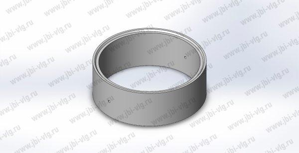 Кольцо для колодца КС 15.6 с замком по ГОСТ 8020-2016