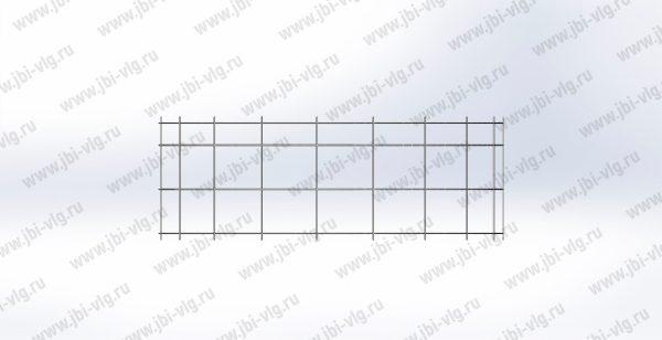Армирование КС 15.6 для колодца по ГОСТ 8020-2016