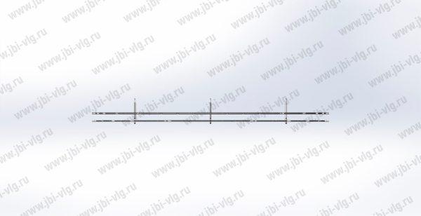 Армирование ПН 20 для колодца по ГОСТ 8020-2016