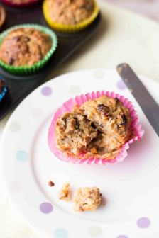 Carrot Muffins 3
