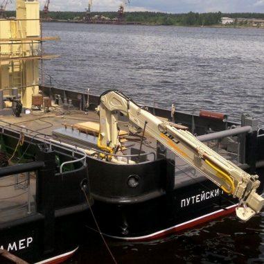 Marine crane JBJ