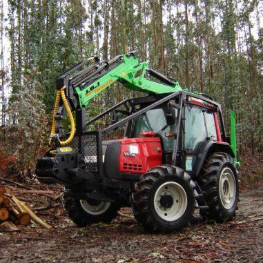 Forestry crane JBJ