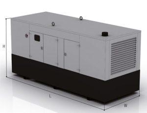 Closed generator JBJ
