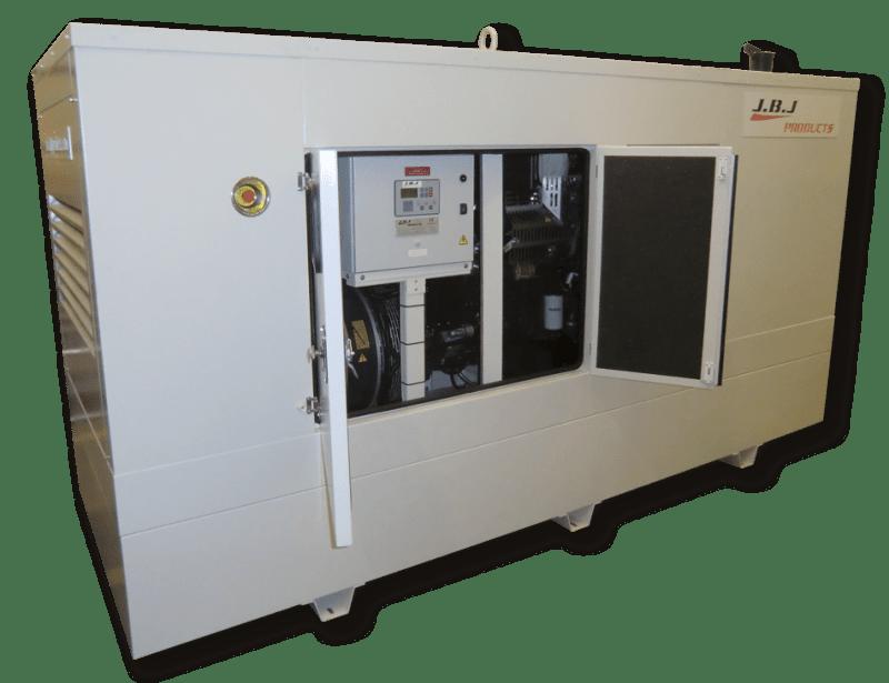 Custom built generators JBJ
