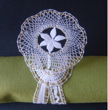 Napkin Ring 3 2008, Designed for the I.O.L.I. Convention Pattern CD (appeared in 2009)