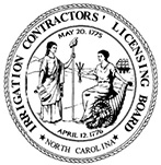 Irrigation Contractors License