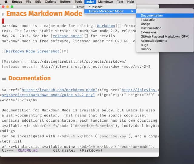 Emacs Markdown Mode Error On Preview Bin Bash Markdown Command Not