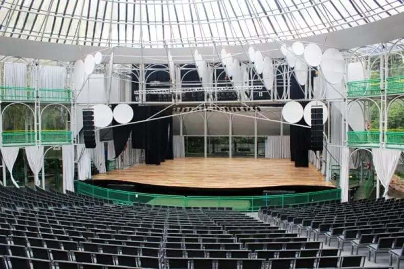 Vereadores de Curitiba vão votar ajuste fiscal no teatro Ópera de Arame 1