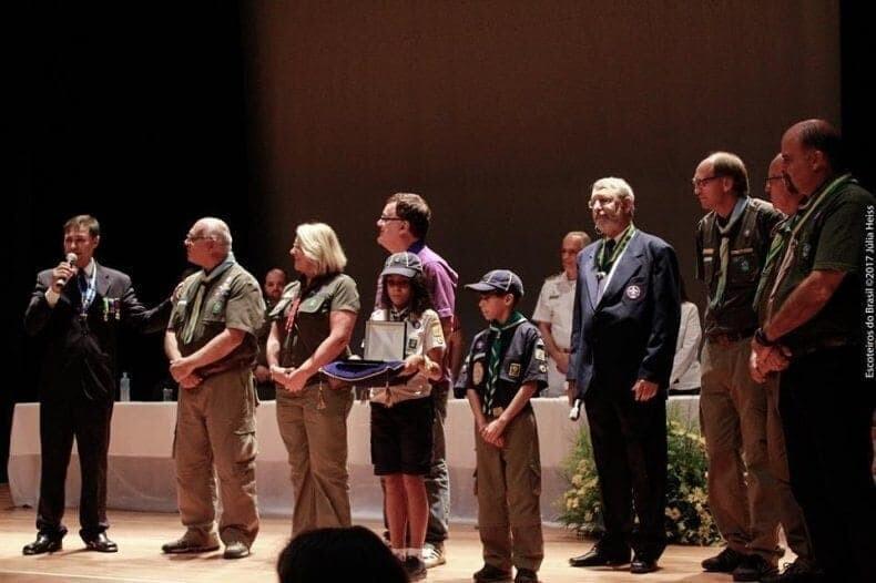 Congresso Escoteiro Estadual reúne 300 escoteiros em Paranaguá 4
