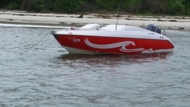 Marinha do Brasil realiza buscas a pescador desaparecido na Ilha do Mel 1