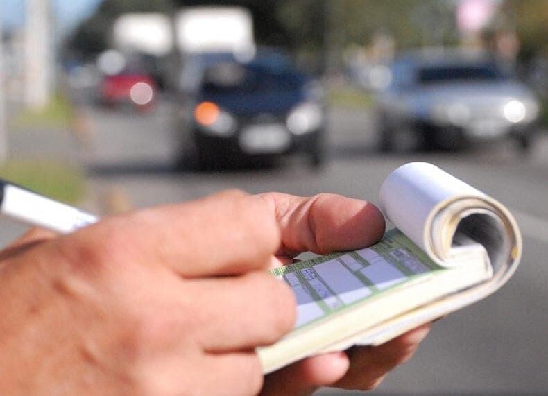 Multas para infrações de trânsito ficam mais caras a partir de novembro 1