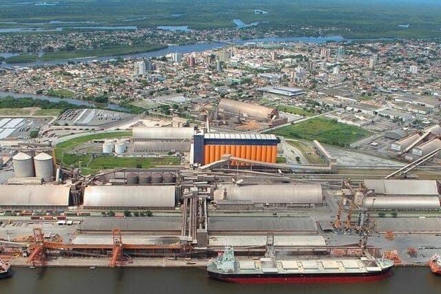 Porto contribui para o desenvolvimento social e econômico de Paranaguá 1