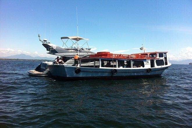 Capitania dos Portos do Paraná alerta para ondas e ventos fortes nas áreas costeira e oceânica 1