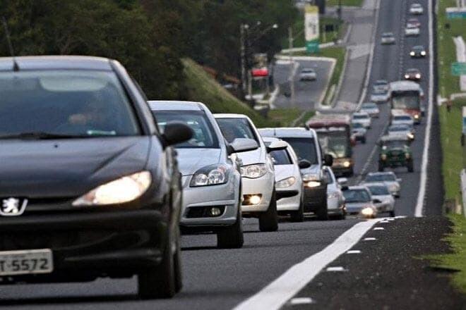 Rodovias estaduais registram queda em mortes no feriado 1