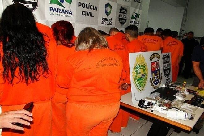 """Polícia Civil realiza """"Operação Plutão"""" em Paranaguá 1"""