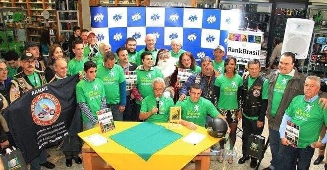 Livro traz cerca de 1.000 recordes brasileiros 1