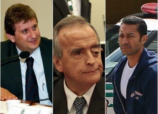 Youssef, Baiano e Cerveró estão presos em celas separadas 1