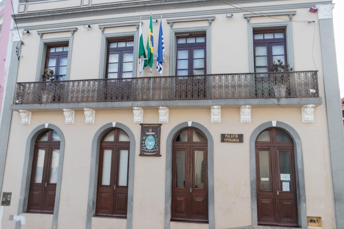 Câmara de Antonina renomeia os mesmos comissionados exonerados em dezembro 1