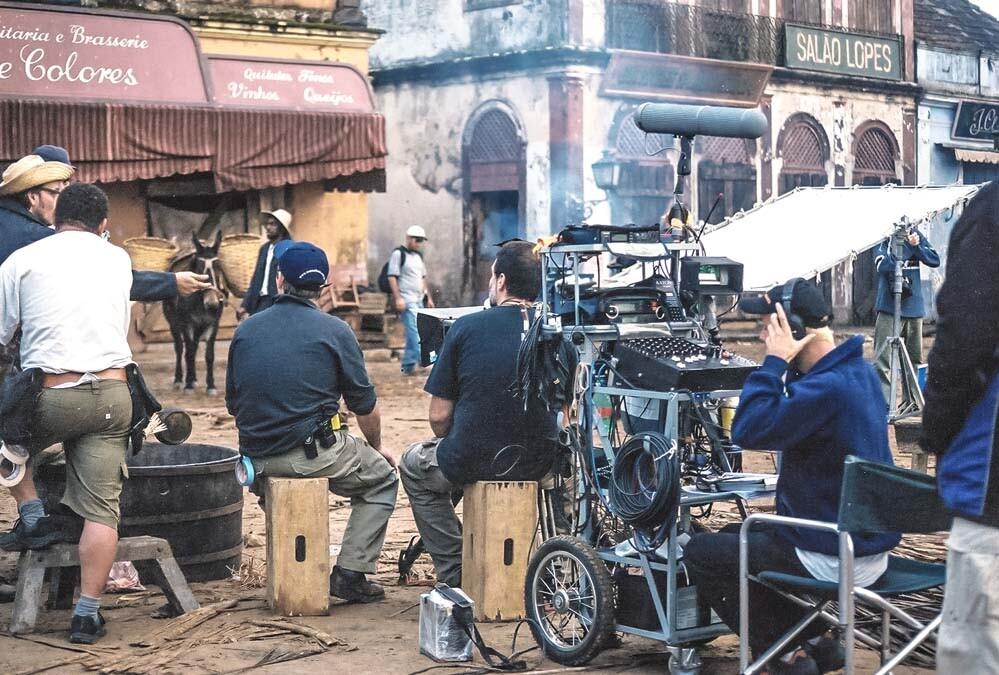 Paranaguá cenário de cinema? Confira alguns filmes que já foram gravados na cidade 1