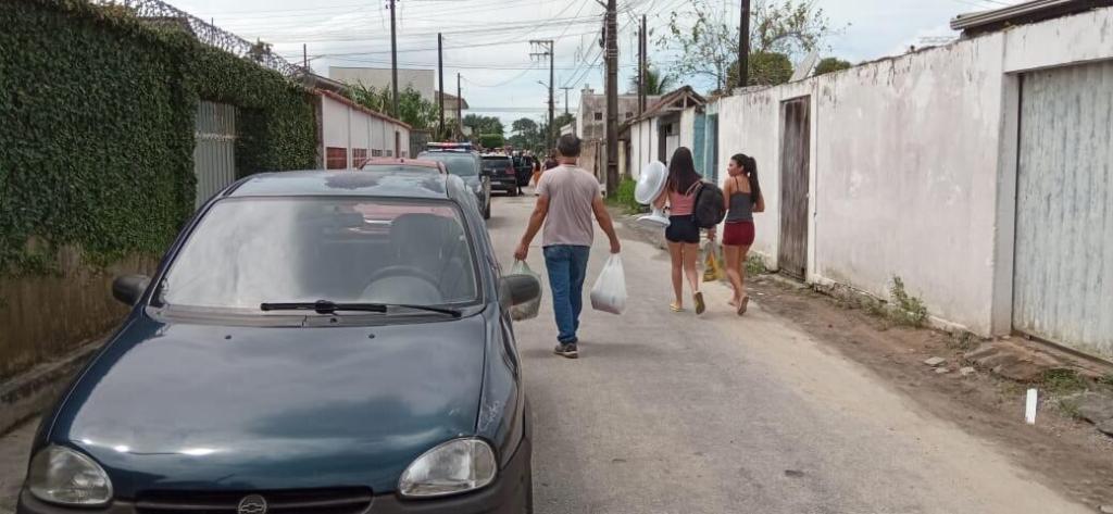Mais de 70 famílias ficam desalojadas após explosão no Porto dos Padres 2