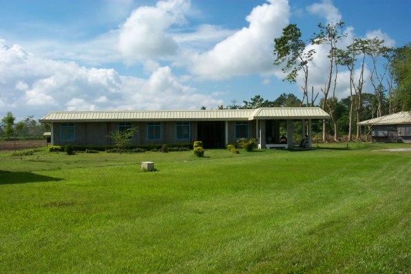 Single Story Precast Building w/ Flat roof