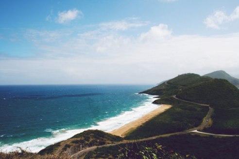 coast line