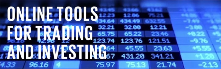trading tools for online stock trading