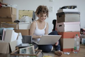 decluttering as a need of a West Hollywood moving guide