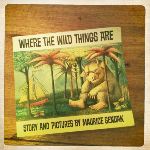 Fiction Friday #2: Where The Wild Things Are